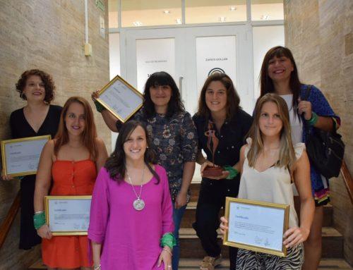 El Concejo entregó el Premio Virginia Bolten