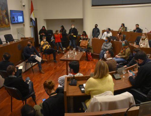 Ciudad 30: reuniones con organizaciones de la sociedad civil