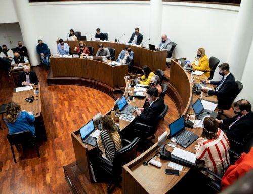 El Concejo aprobó el proyecto «Ciudad 30»
