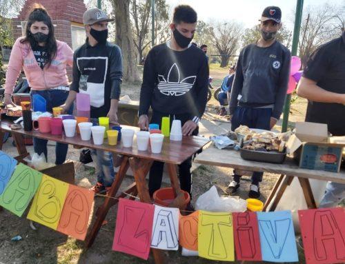 Día de las Infancias en los barrios de Santa Fe Capital