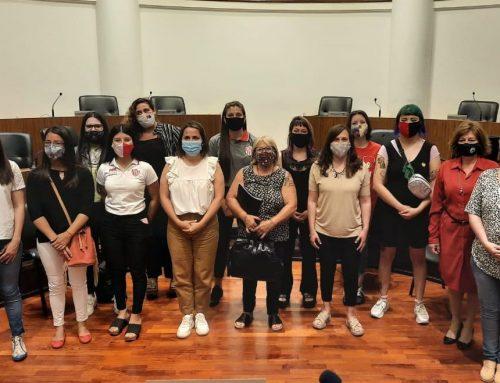 Ley Micaela en clubes: primera jornada de trabajo