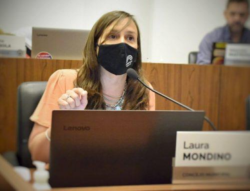 Laura Mondino: «2020 fue un año marcado por la solidaridad»