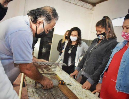 En Yapeyú, los lazos se construyen a puro compromiso y solidaridad