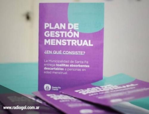 Presentaron el Plan Municipal de Gestión Menstrual