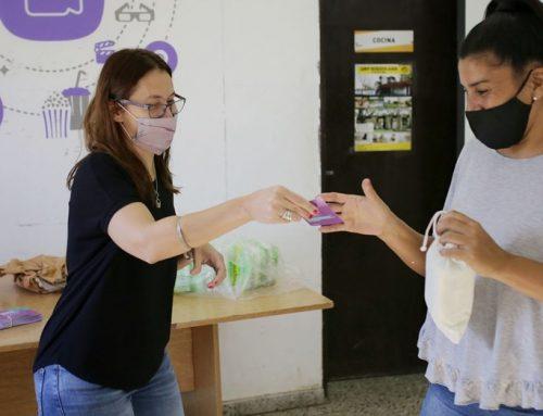 Sigue en marcha el Plan Municipal de Gestión Menstrual en la ciudad de Santa Fe
