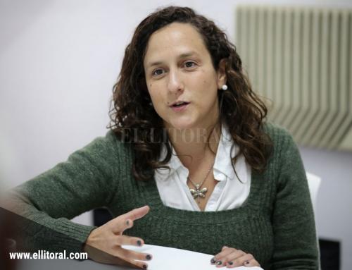 Laura Mondino: «El desafío es seguir el camino»