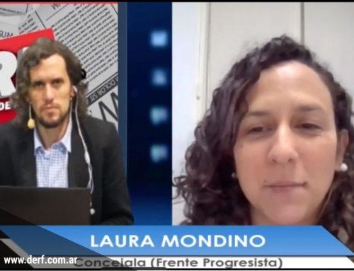 Laura Mondino: «La pandemia provocó una reconfiguración de los vínculos»