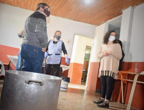 Solidaridad para enfrentar la pandemia en barrio San José