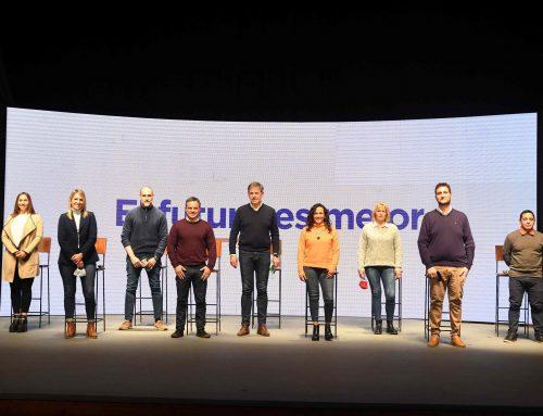 Emilio Jatón presentó la lista de precandidatos a concejales del Frente Progresista