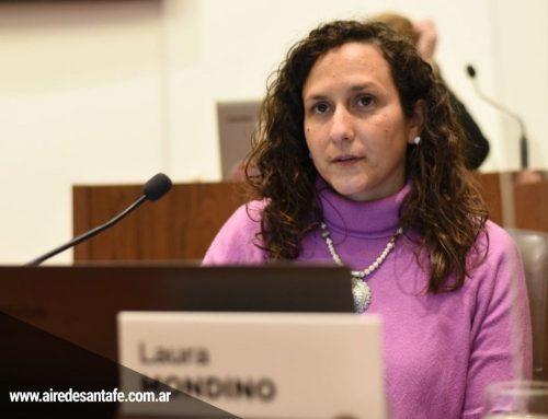 Laura Mondino: «Me genera orgullo tener una lista única, la gente espera el consenso y el diálogo»