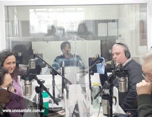 Maria Laura Modino concejala del bloque del FPCyS quiere renovar su banca en 2021