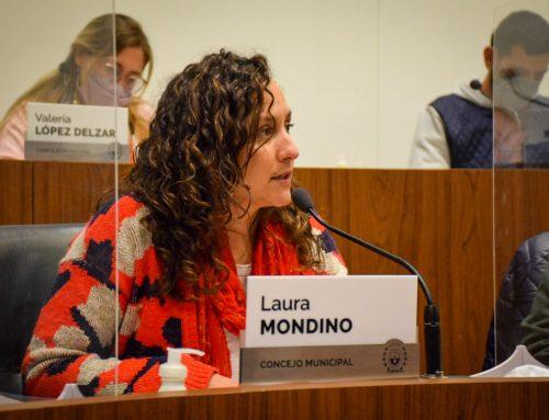 Laura Mondino: «Proyectamos una ciudad acorde a los tiempos que corren»