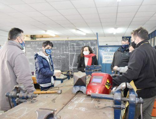 Escuela Belgrano, una tradición en educación técnica