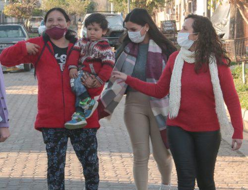 Infancias, juventudes y familias para un futuro mejor en Coronel Dorrego