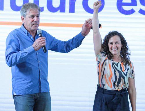 """Laura Mondino: """"Es un orgullo ser la lista más votada en Santa Fe"""""""