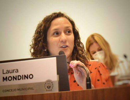 """Laura Mondino: """"Construimos una ciudad que cuida el ambiente"""""""