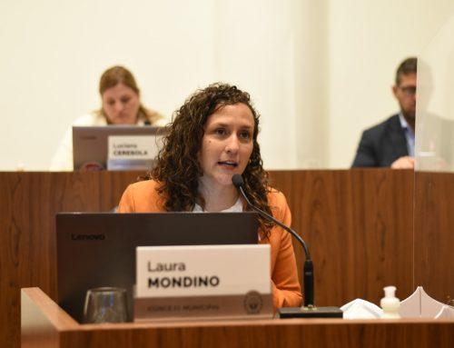 Laura Mondino: «Construimos una ciudad que cuida el ambiente»